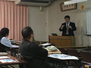 講師:谷渕氏